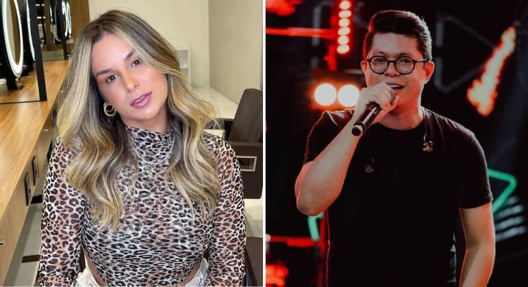 Vaza áudio de DJ Ivis em briga com ex-mulher Pâmella Holanda; OUÇA